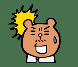Bear Ryman sticker #598388
