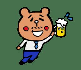 Bear Ryman sticker #598389