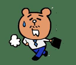 Bear Ryman sticker #598394