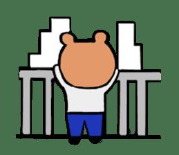 Bear Ryman sticker #598395