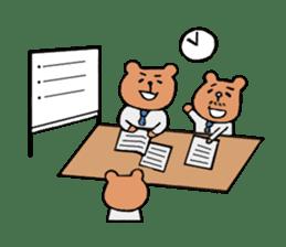 Bear Ryman sticker #598400