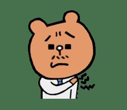 Bear Ryman sticker #598401
