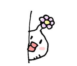 kuchibiru-chan sticker #598725