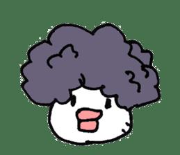 kuchibiru-chan sticker #598733