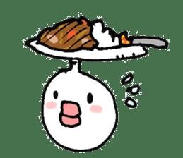 kuchibiru-chan sticker #598737
