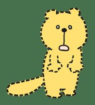 weasels! sticker #598967