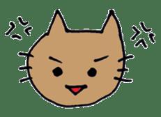 maternity stamp cat sticker #599426