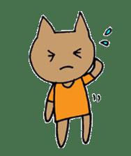 maternity stamp cat sticker #599434