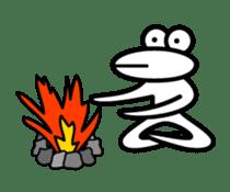 KEROKE san & HIGE CELEB 01 sticker #599461
