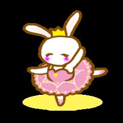 Ballerina Rabbit