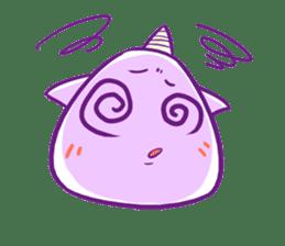 ONIKO the rice ball sticker #600333