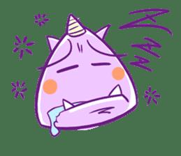 ONIKO the rice ball sticker #600342