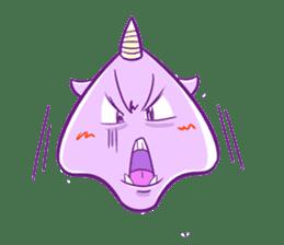 ONIKO the rice ball sticker #600354