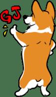 Welsh Corgi sticker #600780