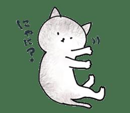 I'm sorry in the cat sticker #601059