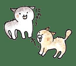 I'm sorry in the cat sticker #601060