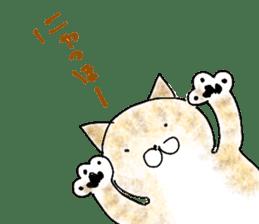 I'm sorry in the cat sticker #601062