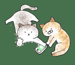 I'm sorry in the cat sticker #601064