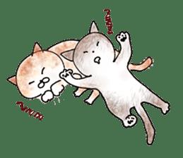 I'm sorry in the cat sticker #601065