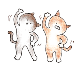 I'm sorry in the cat sticker #601067
