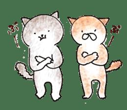 I'm sorry in the cat sticker #601069