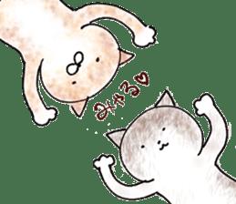 I'm sorry in the cat sticker #601070