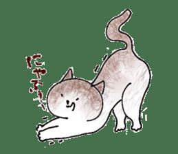 I'm sorry in the cat sticker #601071