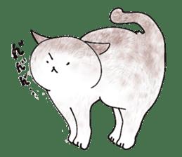 I'm sorry in the cat sticker #601074