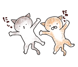 I'm sorry in the cat sticker #601078