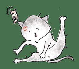 I'm sorry in the cat sticker #601079