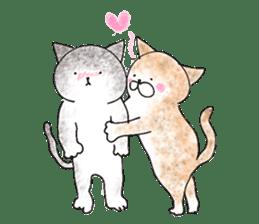 I'm sorry in the cat sticker #601080