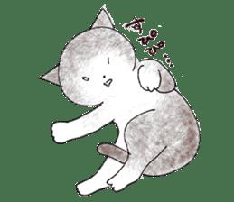 I'm sorry in the cat sticker #601082