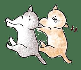 I'm sorry in the cat sticker #601092