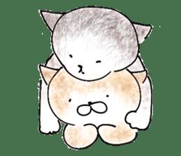 I'm sorry in the cat sticker #601094