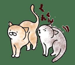 I'm sorry in the cat sticker #601095