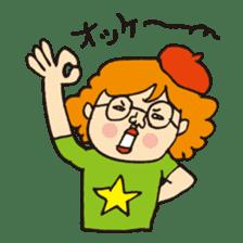 Choke friend sticker #601327