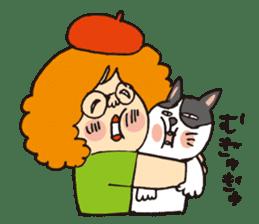 Choke friend sticker #601350