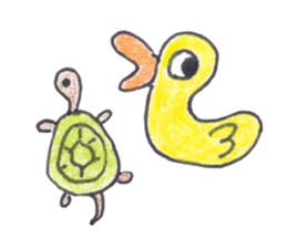 Mother and Children sticker #601529