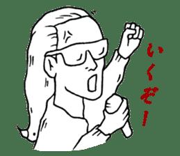 Iketalk(drawing ver.) sticker #602026