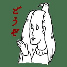 Iketalk(drawing ver.) sticker #602027