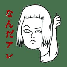 Iketalk(drawing ver.) sticker #602046