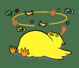 Bird man ~Torio~ sticker #602431