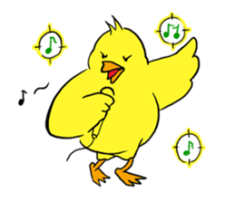 Bird man ~Torio~ sticker #602433