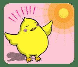 Bird man ~Torio~ sticker #602456