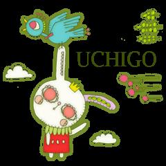 UCHIGO-san(English ver.)