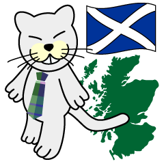 otonaneko in scotland