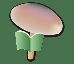 Mushroom sticker #603597
