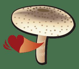 Mushroom sticker #603601