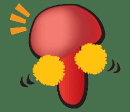 Mushroom sticker #603603