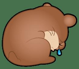 Boola, the happy hamster sticker #603728